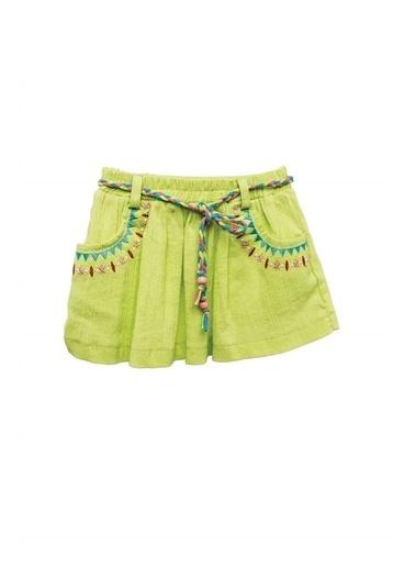Zeyland Zeyland  Etek Kız Bebek Giyim Yeşil